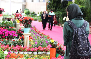 برگزاری هفدهمین نمایشگاه بین المللی گل و گیاه از ۸ تا ۱۳ اردیبهشت ماه