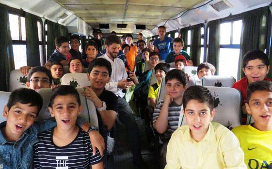 اردوهای دانش آموزی