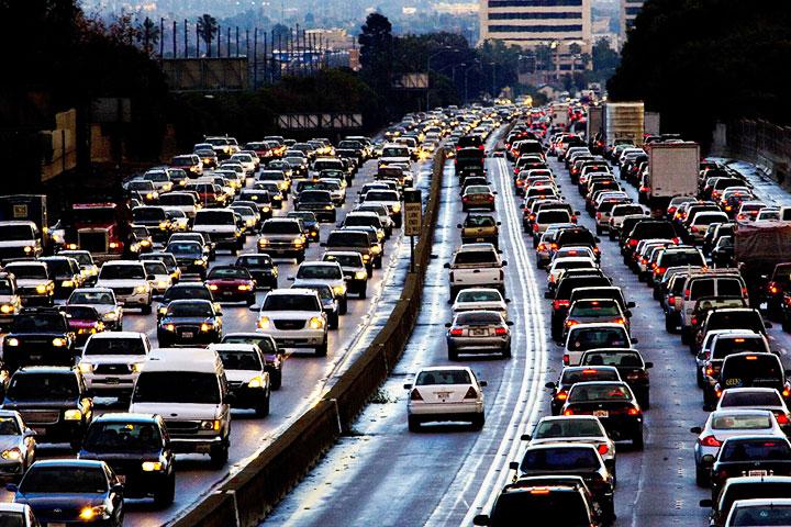 ترافیک-شهری