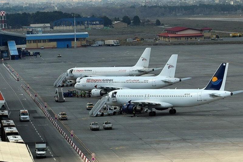 تاکسی vip فرودگاه مهرآباد