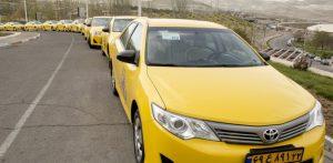 تاکسی برون شهری