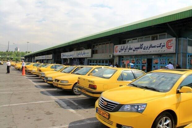 تاکسی سرویس بیرون شهری